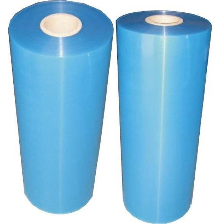 浅蓝色静电保护膜